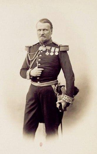 Emmanuel Félix de Wimpffen - Emmanuel Félix de Wimpffen in 1857.