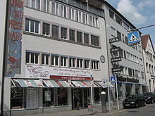 Reutlinger general anzeiger wikipedia for Reutlinger general anzeiger immobilien