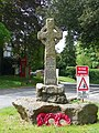GOC The Pelhams 015 War memorial, Brent Pelham (27531812264).jpg