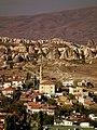 GOREME VILLAGE CAPPDOCIA CENTRAL TURKEY OCT 2011 (6282960768).jpg
