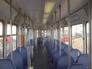 HTM Personenvervoer - former interior (GTL)