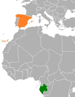 Gabon–Spain relations