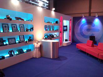 The Gadget Show - The former Gadget Show set