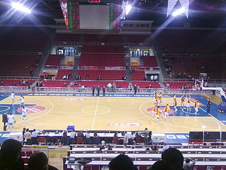 Galatasaray S.K. (women's basketball) - Galatasaray MP – Tarsus Belediyesi BK – November 19, 2011