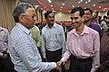 Ganga Singh Rautela Meets With His Workmates - NCSM - Kolkata 2016-02-29 1746.JPG