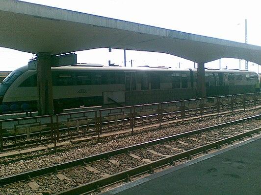 Craiova railway station
