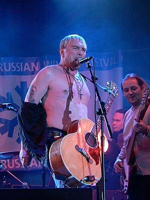 Brigada S - Sukachov. Russian Winter Festival. London, 2007