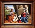 Garofalo, sacra famiglia con sant'anna, 1530 ca.jpg