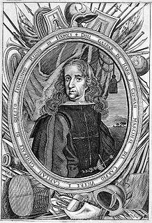 Gaspar Méndez de Haro, 7th Marquis of Carpio