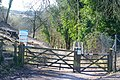 Gateway at St.Catherine's Hill, Winchester - geograph.org.uk - 1736677.jpg