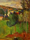 Gauguin Vue sur Pont-Aven prise de Lezaven.jpg