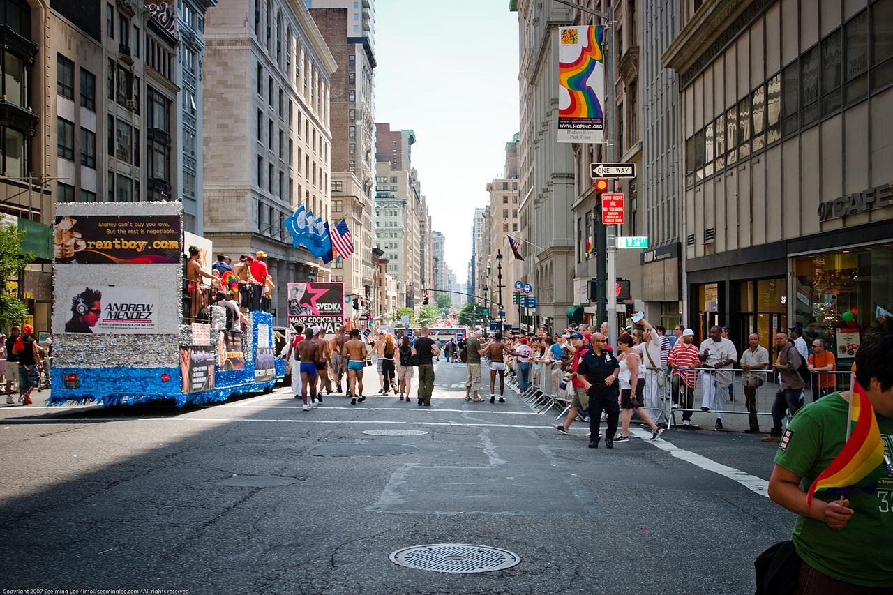 2007 gay new parade pride york