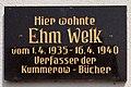 Gedenktafel Ehm Welk Luebbenau.jpg