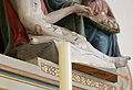 Gefasste Holzskulpturen Pietà Heilige Ottilie Elisabeth von Thüringen Signatur Joh A Moroder.jpg