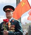 Generál s vlajkou v pozadí - panoramio.jpg