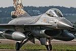 General Dynamics F-16AM Fighting Falcon Belgium - Air Force FA-106 (9628576469).jpg