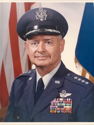 John W. Vogt Jr. - Image: General John William Vogt