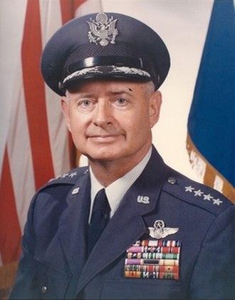 John W. Vogt Jr. - Image: General John William Vogt