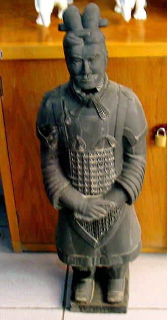 Replica - Image: General Terracotta Warrior