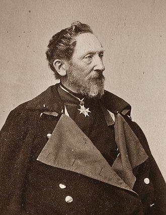 Leonhard Graf von Blumenthal - Field-Marshal Count Leonhardt von Blumenthal, wearing his Pour-le-Mérite