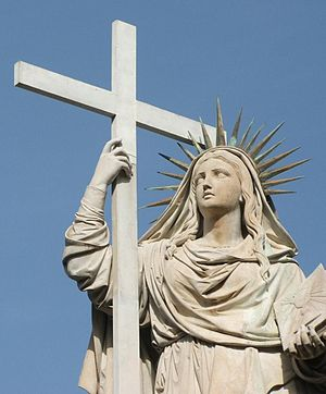 Allegory of Faith (or Religion), by Santo Varn...