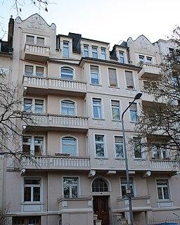 Georg-August-Straße in Wiesbaden