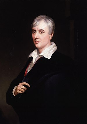 George Borrow - 1843 portrait by Henry Wyndham Phillips at NPG
