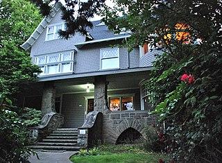 File George F Heusner House Portland