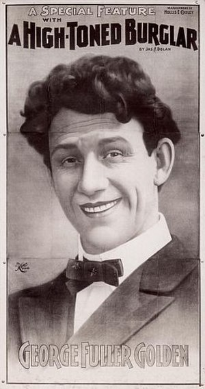 Vaudeville Managers Association - George Fuller Golden, founder of the White Rats