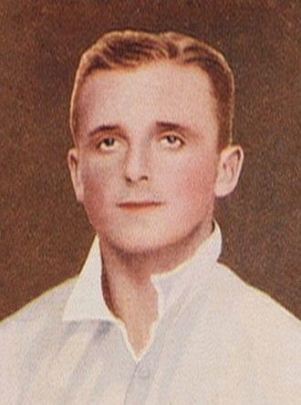 George Macaulay - Macaulay in the 1920s