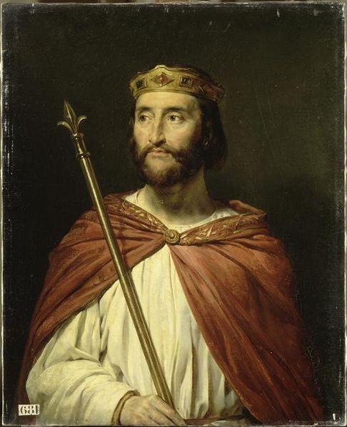 Charles III, por Georges Rouget.