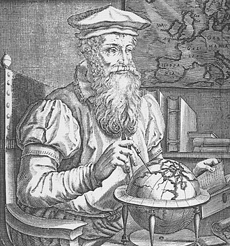 Geography - Gerardus Mercator