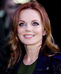 Geri Halliwell Geri Halliwell attends New Year's Eve Party.jpg