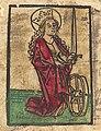 German 15th Century, Saint Catherine of Alexandria, 1475-1485, NGA 3810.jpg