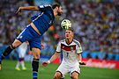 Germany and Argentina face off in the final of the World Cup 2014 13.jpg