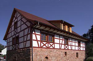 Wald-Michelbach - Einhaus (back)