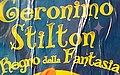 Geronimo Stilton nel regno della fantasia - musical 2019 - manifesto a Milano.jpg