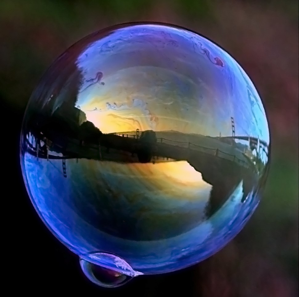 Ggb in soap bubble 1