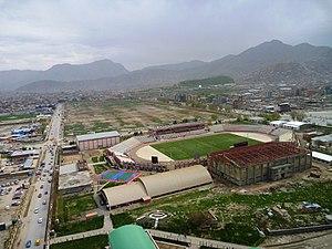 Ghazi Stadium - panoramio
