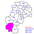 Gimcheon map-Daedeok-myeon.png