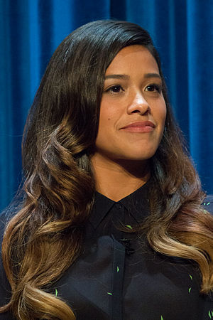 Jane the Virgin - Gina Rodriguez portrays the title role.