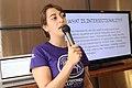 Ginevra at WikiWomenCamp 2017.jpg