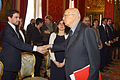 Giorgio Napolitano meets EUI Researchers (12770056194).jpg