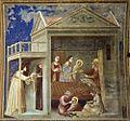 Giotto di Bondone - No. 7 Scenes from the Life of the Virgin - 1. The Birth of the Virgin - WGA09179.jpg