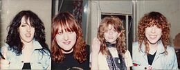 Girlschool band 1981.jpg