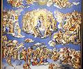 Giulio clovio (ambiente), giudizio universale (da michelangelo, prima delle censure), 1570 ca., pergamena 02.JPG