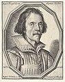 Giuseppe Cesare, called Cavaliere d'Arpino, a bust-length portrait in a twelve-sided frame MET DP833517.jpg