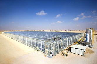 GlassPoint Solar - 7MW Solar EOR project in Amal, Oman