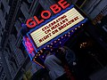 Globe theatre during Night on Broadway Celebration.jpg