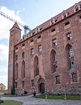 Gniew Castle seen from the town.jpg
